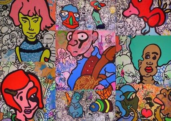 Title: Twente Biennale | Artist: Pieter Zandvliet | Category: Artshows from the past